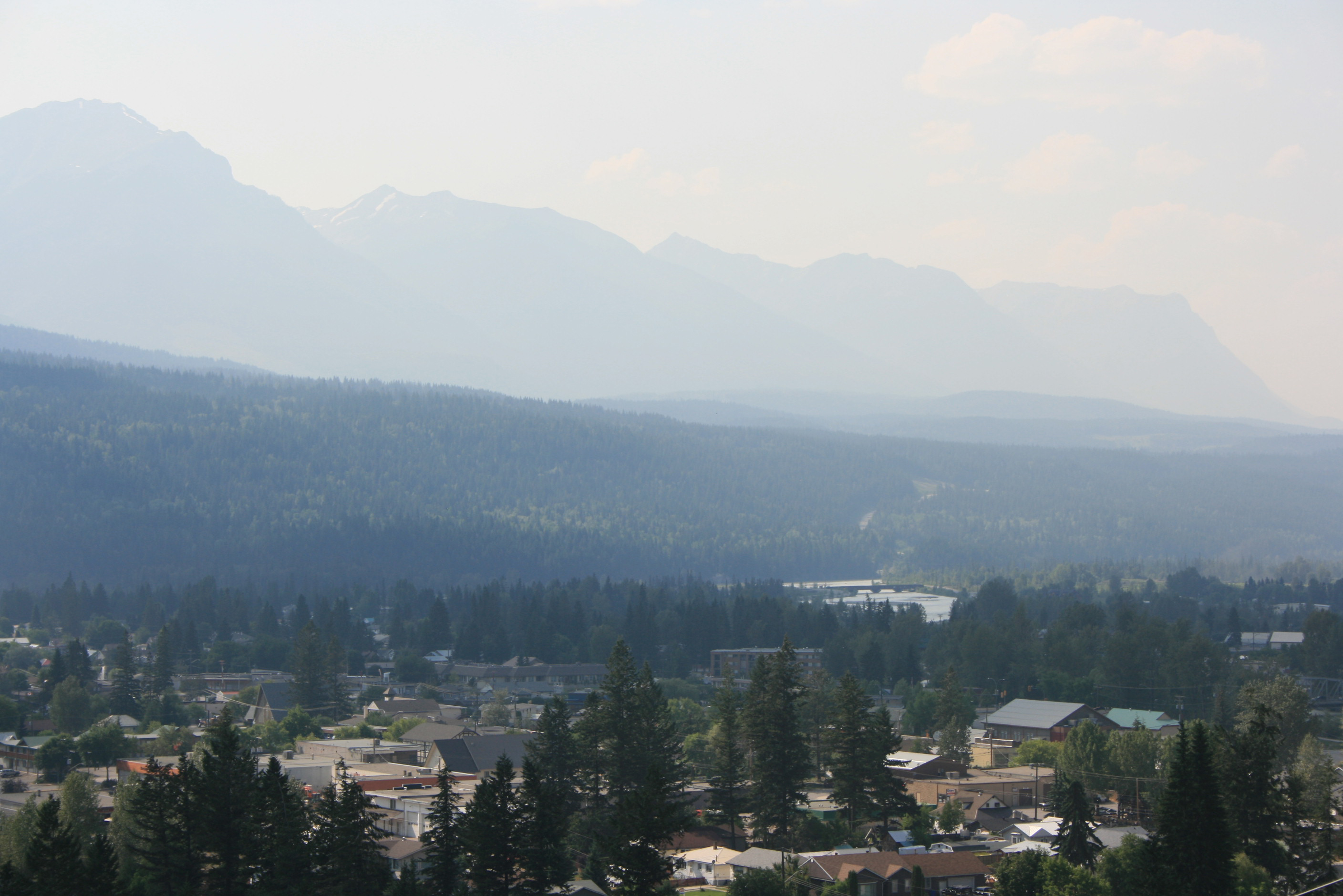 Wildfire Smoke Advisory Issued for Golden and Surrounding Areas